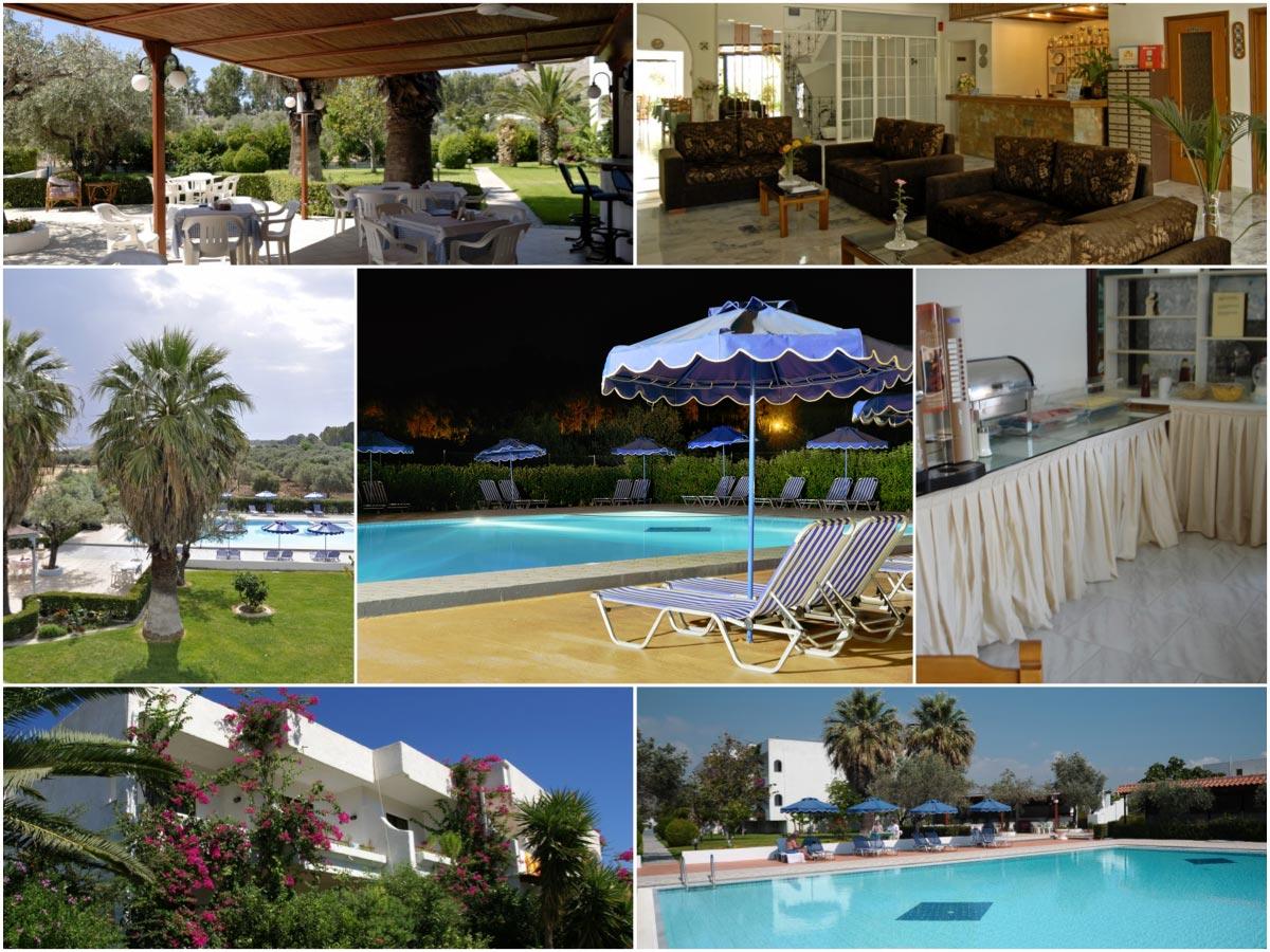 Tina Flora Hotel Services